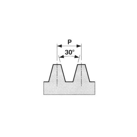 Trapézový maticový závitník HSS, ISO 7H 223097