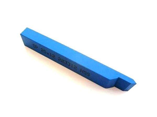 Soustružnický nůž z rychlořezné oceli - na vnější závit 223312