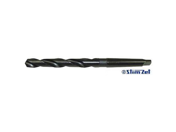 """Vrták s kuželovou stopkou (V) - HSS, DIN 345 - """"Z"""" 221140"""