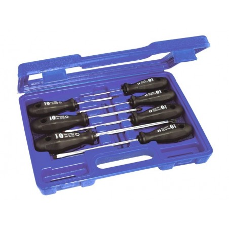 7dílná sada šroubováků v kufru Profi Line NAREX 8624 01