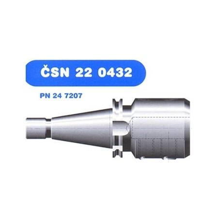 Držák pro upínání nástrojů se stavitelnou stopkou 247207