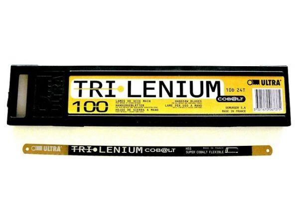 """Ruční pilový list na kov jednostranný - Ultra 222950 300 TRILENIUM 10/24z"""" 222950 300 TRILENIUM 10/24z"""""""