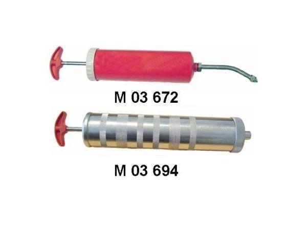 Mazací stříkačka kovová 231430