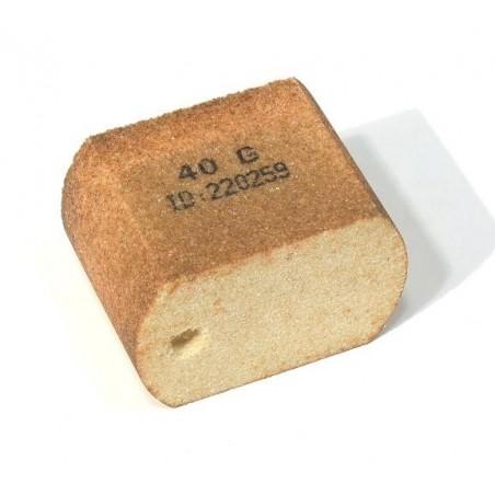 Brousící segment obdelníkový zaoblený BRUSIVO