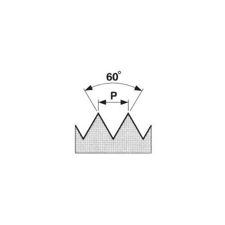 Závitník strojní DIN 371, ISO2, HSSE 223042