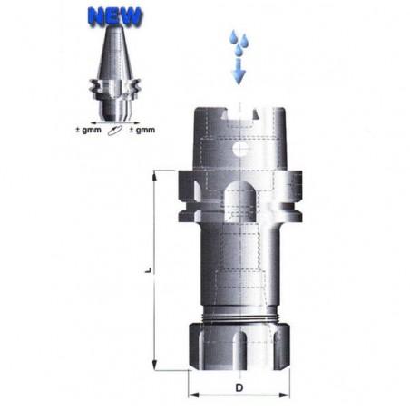 Kleštinový upínač pro kleštiny DIN 6499(ER) 506009