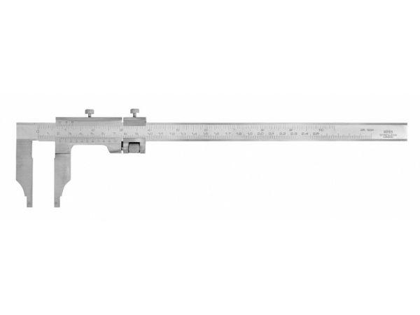 Posuvné měřítko bez špiček - rameno 150 mm 251231