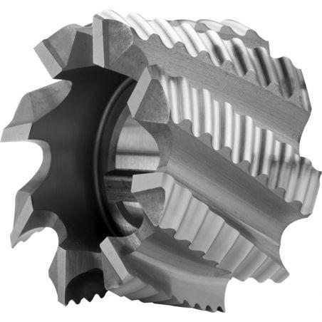 Fréza válcová čelní polohrubozubá typ NR ZPS F624275