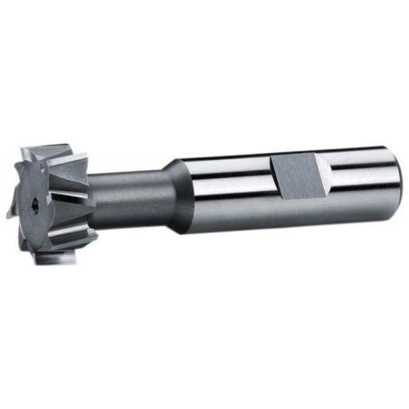 Fréza tvarová pro drážky T typ N ZPS F310215