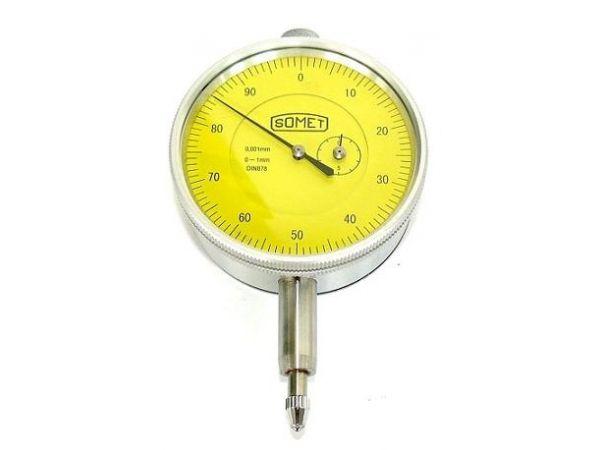 Číselníkový indikátor 251816, DIN 878 60 / 1 dotek /53001710/ 0,001mm