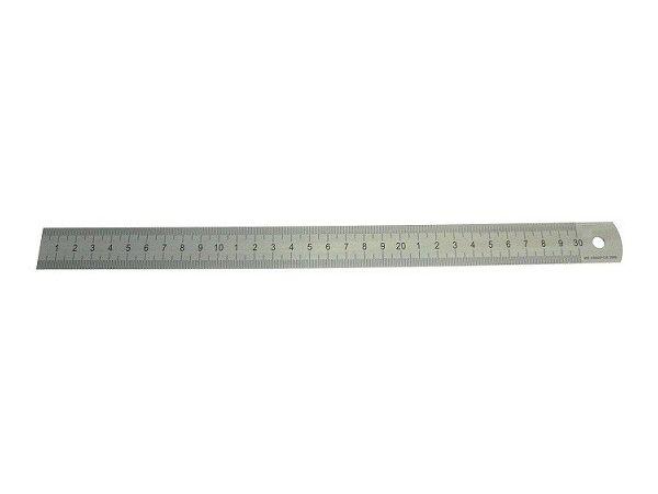 Ocelové tenké délkové měřítko 251125