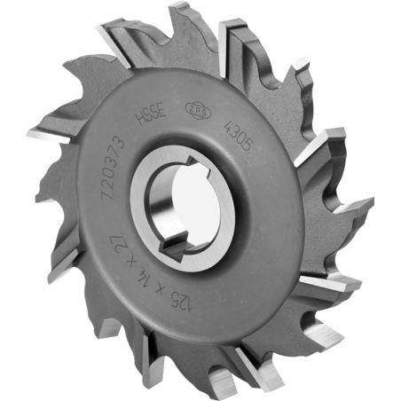 Fréza kotoučová polohrubozubá typ N ZPS F720373