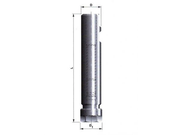 Kleštinový upínač pro kleštiny DIN 6499(ER) 591027