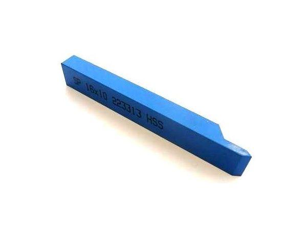 Soustružnický nůž z rychlořezné oceli - na vnější závit 223313
