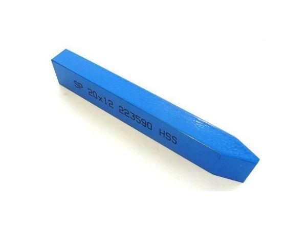 Soustružnické nože - z rychlořezných ocelí na klínové drážky řemenic 223590