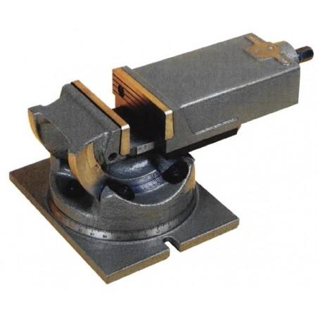 Otočný a sklopný strojní svěrák 243151