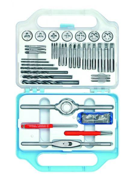 Souprava závitořezných nástrojů 238912.1 M-3 NO-HOBBY /330 120/