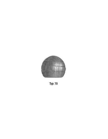 Technická fréza s vnitřním závitem HSS 229310 typ 70 MEDIN