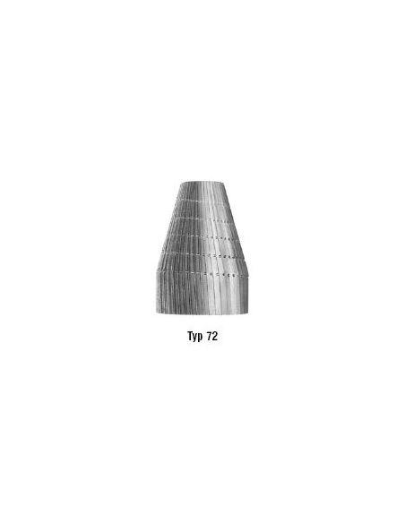 Technická fréza s vnitřním závitem HSS 229310 typ 72 MEDIN