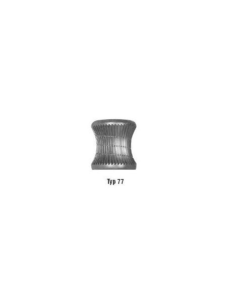 Technická fréza s vnitřním závitem HSS 229310 typ 77 MEDIN