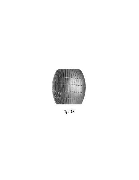 Technická fréza s vnitřním závitem HSS 229310 typ 78 MEDIN