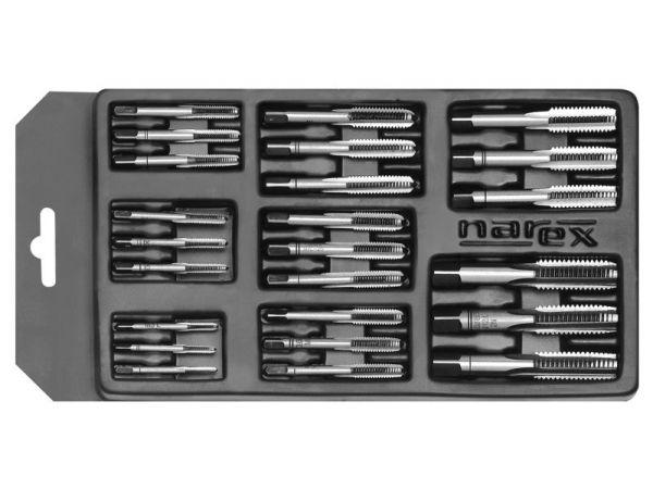 Sada závitořezných nástrojů - 238910.1- NAREX